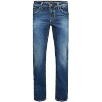Camp David Herren Bootcut Blue Jeans Bekleidung