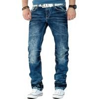 Cipo & Baxx Casual Herren Jeans Hose Bekleidung