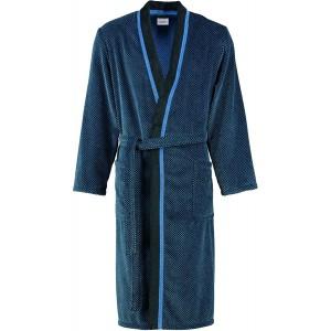 CAWÖ Home Herren Bademantel Kimono 4839 Bekleidung