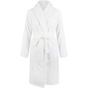 Relax Company - Fleece-Bademantel mit Namen Bestickt - Bademantel - Schalkragen - Männer und Frauen - Morgenmantel mit Stickerei personalisiert Bekleidung