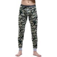 Herren Nachthemd Schlafanzughose Seamless Sport Herrenmode Slim Leggings Lange Casual Workout Sport Bewegung Jogginghose Bekleidung