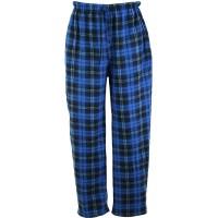 i-Smalls Herren Classic Stag Polar Fleece Pyjama Hose Nachtwäsche Nachtwäsche Bekleidung
