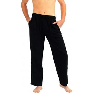 NORTY Herren-Schlafanzughose aus Baumwoll-Mischgewebe bequem Bekleidung