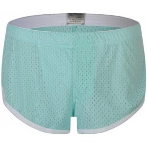 YZBear Herren Lounge Shorts Pyjama Nachtwäsche Short Comfort Schlafanzughose Bekleidung