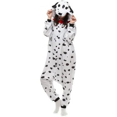 Cosprofe Tier-Schlafanzug für Erwachsene Unisex Einteiler mit Kapuze Nachtwäsche Halloween-Kostüm Bekleidung