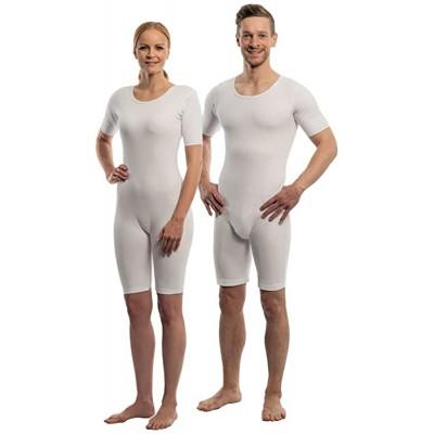 Suprima Pflegebody Thermo mit Beinreißverschluss XL natur Bekleidung