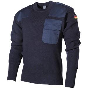 MFH Schwerer Bundeswehr Pullover mit Brusttasche Bekleidung