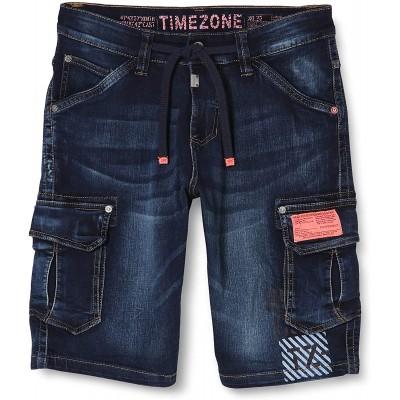 Timezone Herren Regular Rykertz Shorts Bekleidung