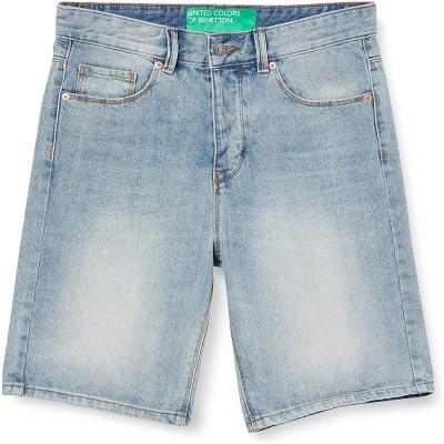 United Colors of Benetton Herren Bermuda Shorts Bekleidung