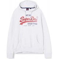 Superdry Herren Vl Premium Goods Hood Sweatshirt Bekleidung