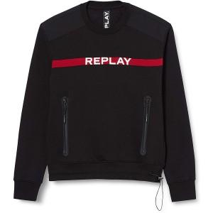 Replay Herren Sweatshirt Bekleidung
