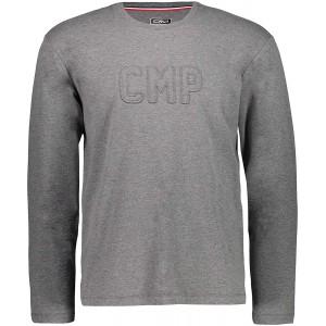 CMP Herren Stretch Fleece Longsleeve Langarmshirt Sweatshirt Bekleidung