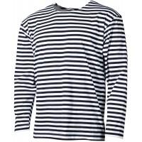 MFH Russisches Marine Shirt Langarm Sommer Bekleidung