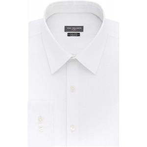 Van Heusen Herren Flex Collar Stretch Smokinghemd Bekleidung