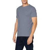 LERROS Herren O-Neck Solid T-Shirt Bekleidung