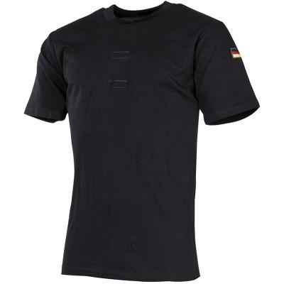 MFH BW Tropenhemd mit Klett und Hoheitsabzeichen Bekleidung