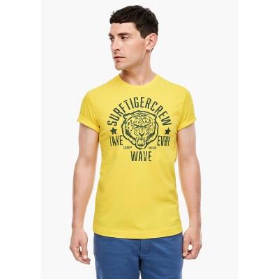 s.Oliver Herren T-Shirt Bekleidung