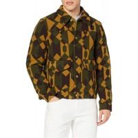 Scotch & Soda Herren Trucker-jacke aus Wollmischung 159569 Bekleidung